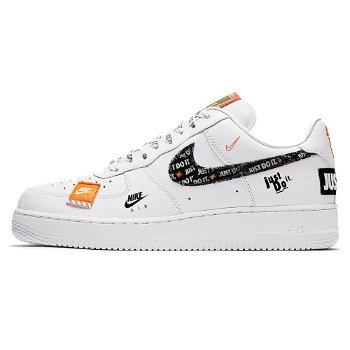 """Nike Air Force 1 Low """"07 PRM """"Just Do It"""" AR7719-100"""