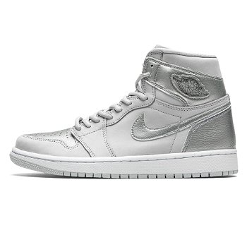 "Jordan Air Jordan 1 Retro High OG CO.JP ""Metallic Silver"" 2020 DC1788-029"