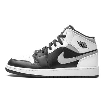 "Jordan Air Jordan 1 Mid GS ""White Shadow"" 554725-073"