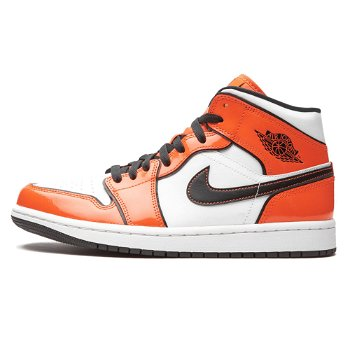 "Jordan Air Jordan 1 Mid SE ""Turf Orange"" DD6834-802"