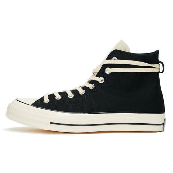 "Converse Fear of God Essentials x Chuck 70 High ""Black"" 167954C"