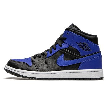 "Jordan Air Jordan 1 Mid ""Hyper Royal"" 554724-077"