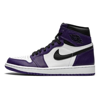 "Jordan Air Jordan 1 Retro High OG ""Court Purple 2.0"" 555088-500"