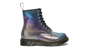 Dr. Martens 1460 Rainbow Ray Suede Lace Up DM26963500