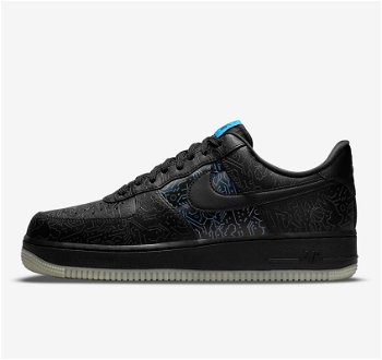 """Nike Space Jam x Air Force 1 '07 """"A New Legacy"""" DH5354-001"""